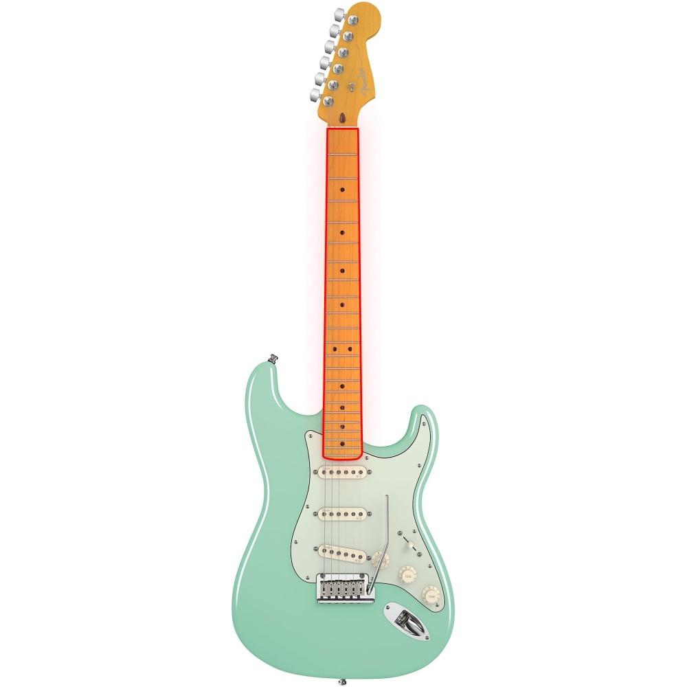 generalidades de la guitarra - mastil